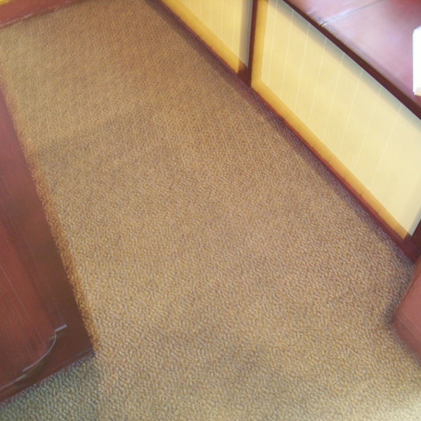 Carpet Clean - After