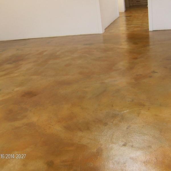 Concrete Floor - After